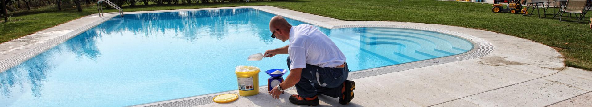 La clorazione dell 39 acqua piscine castiglione for Clorazione piscine