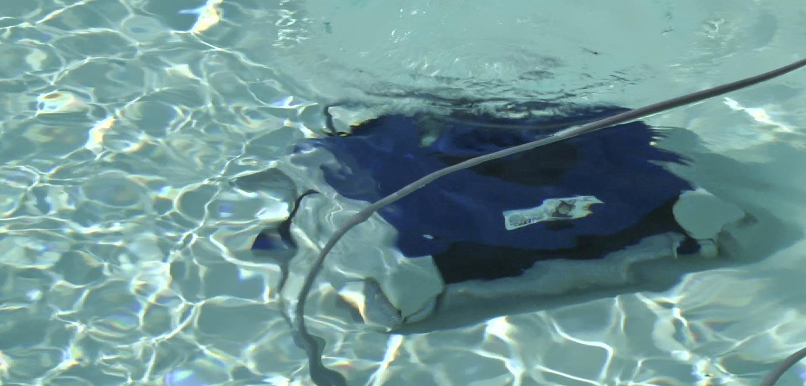 Sistemi di pulizia robot e filtri piscine castiglione for Pulizia piscina