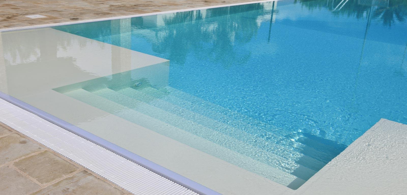 Scale per piscine piscine castiglione for Piscine 4x8