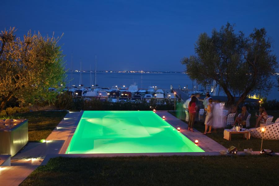 Pool party notturno | Piscine Castiglione