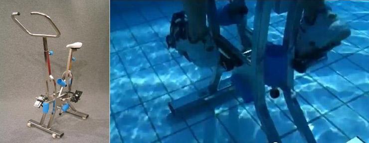 Hydrocyclette