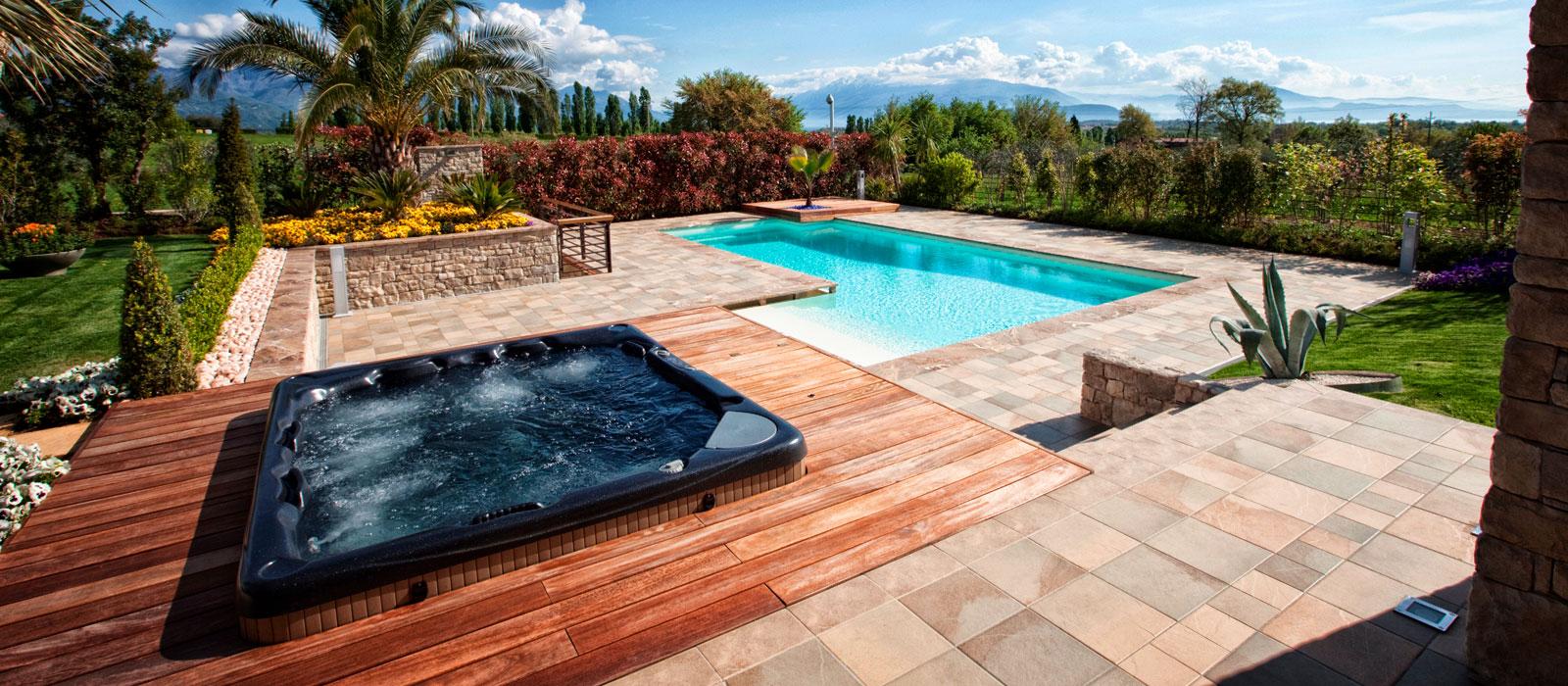Piscine castiglione costruzione piscine interrate dal 1961 for Costo per costruire una casa piscina con bagno