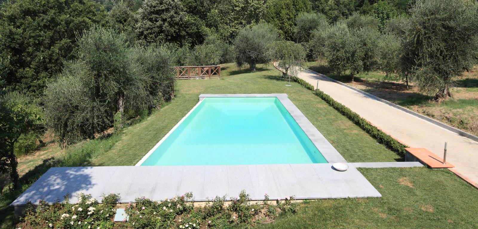 Piscine da giardino oasi di relax per casa tua piscine for Castiglione piscine
