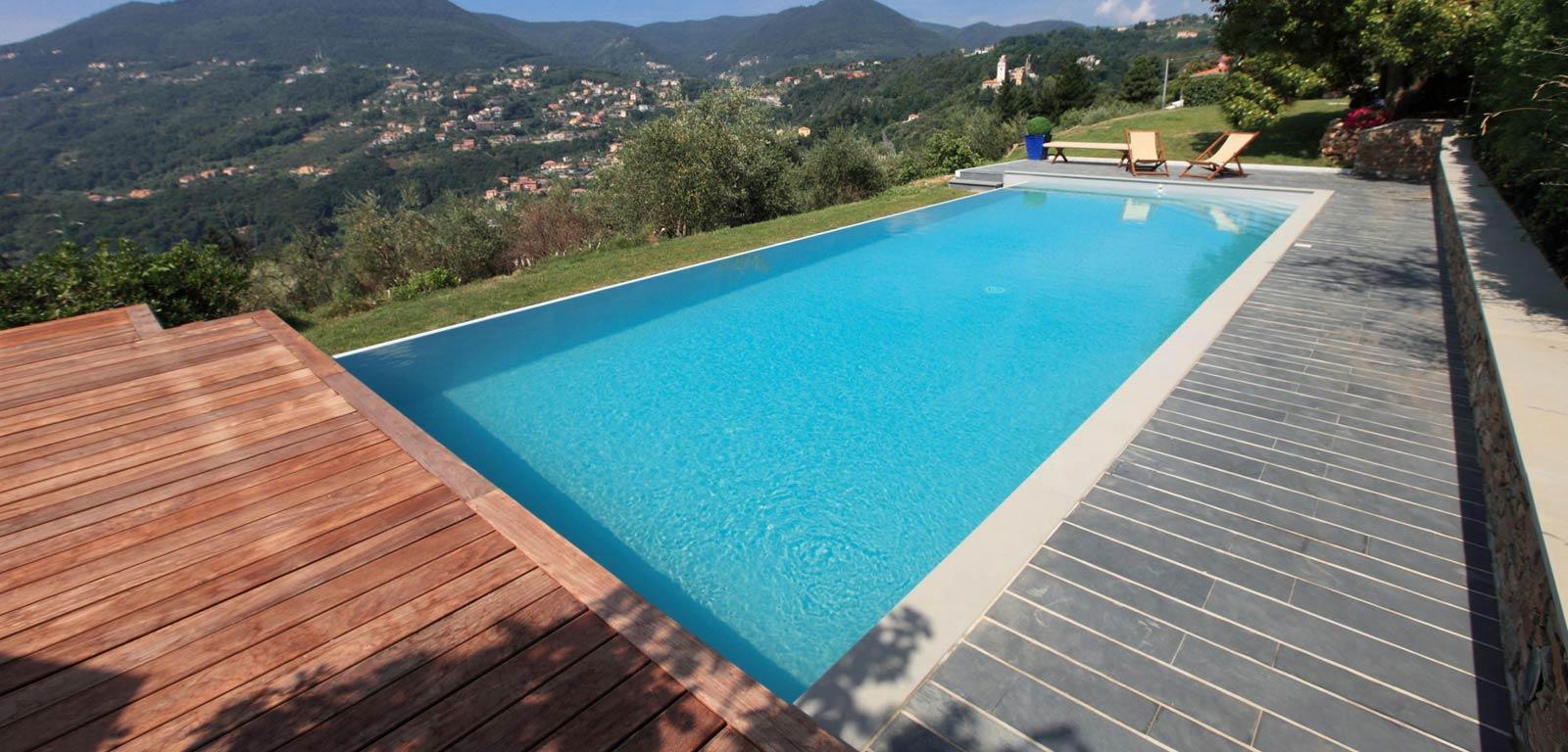 Come pulire piscina da giardino - Piscine da giardino interrate prezzi ...