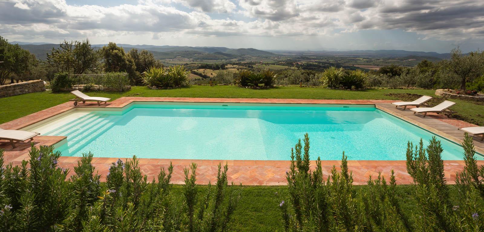 Piscine interrate vantaggi e prezzi piscine castiglione - Prezzo piscina interrata ...