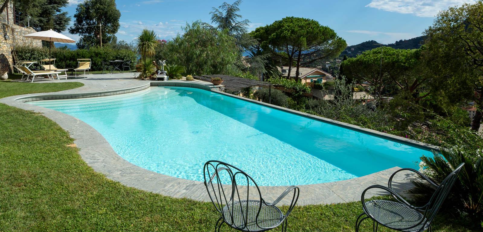 Piscine interrate vantaggi e prezzi piscine castiglione - Foto di piscine interrate ...
