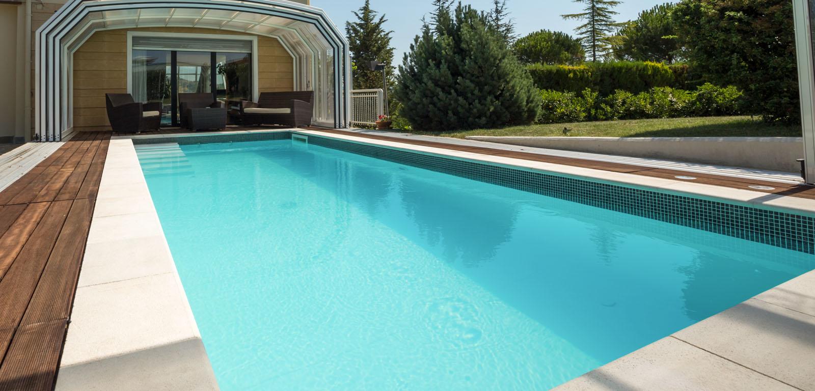 piscine sport per allenarti in piscina a casa piscine. Black Bedroom Furniture Sets. Home Design Ideas