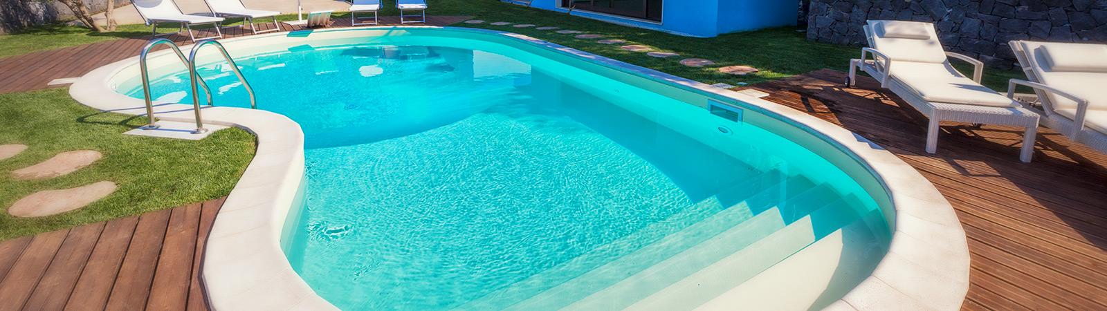 Piscine castiglione costruzione piscine interrate dal 1961 - Foto di piscine interrate ...