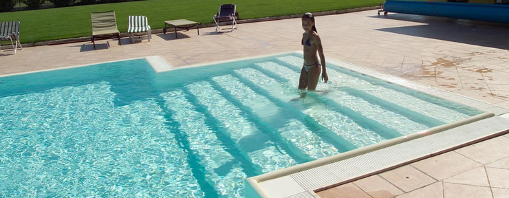 Accessori piscine e finiture piscine castiglione for Accessori per piscine