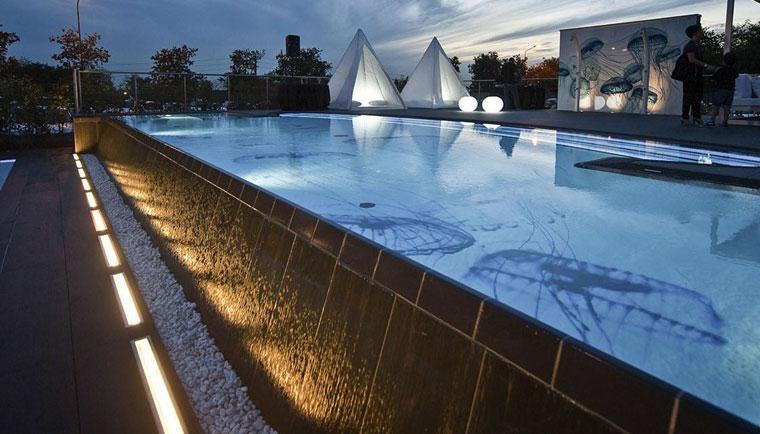 Azienda piscine castiglione for Clorazione piscine
