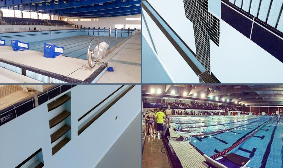 Le piscine delle olimpiadi 2016 sono italiane piscine for Clorazione piscine