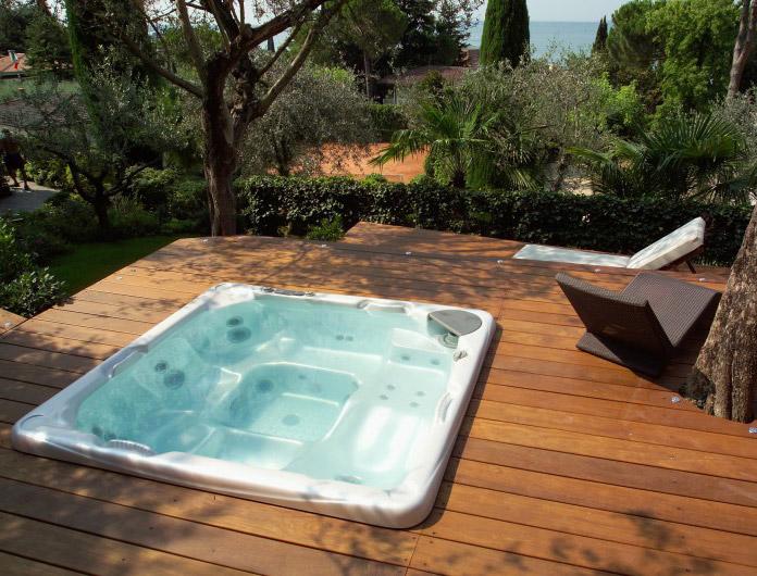 Minipiscina quanto costa una vasca idromassaggio piscine castiglione - Piscina per terrazzo ...