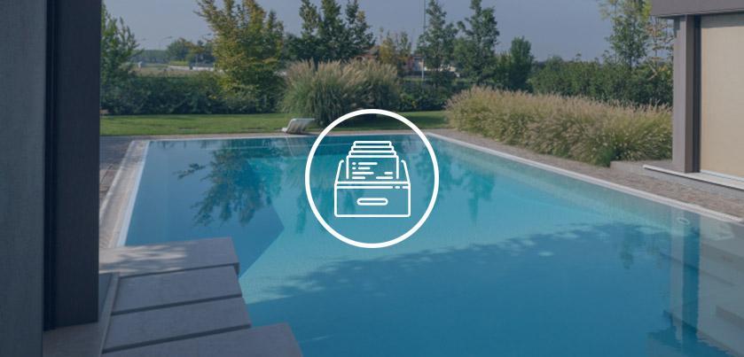 Quali permessi servono per la costruzione di una piscina - Piscina interrata permessi ...