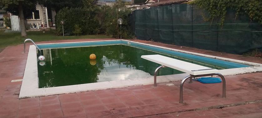 Svuotare o non svuotare la piscina piscine castiglione for Costi di costruzione della piscina