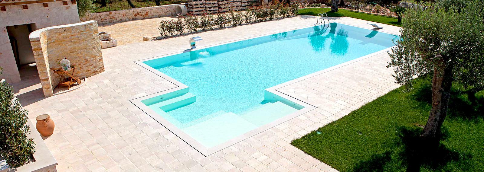 piscine castiglione costruzione piscine interrate dal 1961
