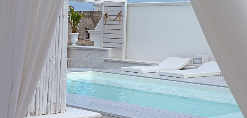 Spazi piccoli per piscine piccole ma incredibilmente funzionali - Piccole piscine in casa ...