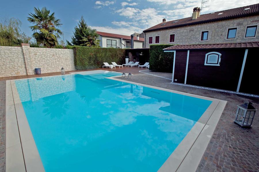 Piscine Castiglione - piscina su misura