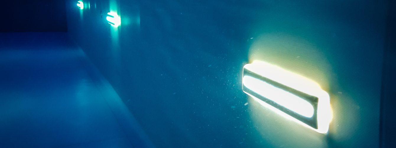 Fari subacquei blade light