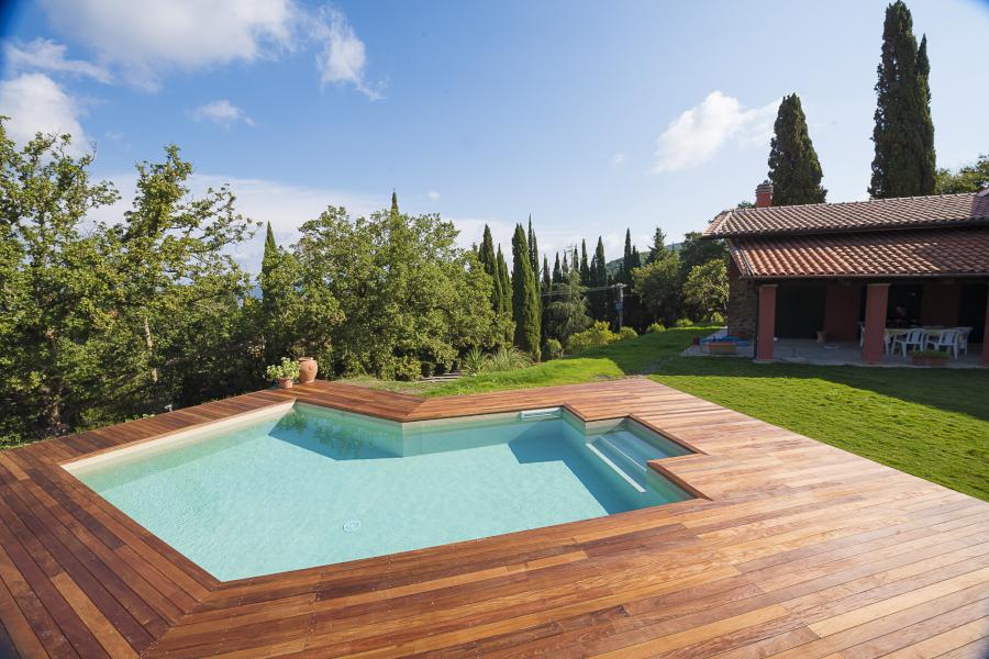 Sopra terra riscaldatore piscina hook up