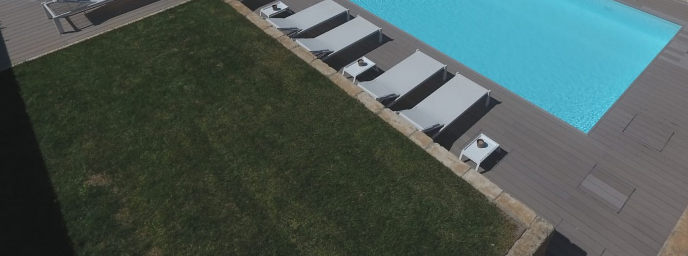 monopoli piscina residenza privata