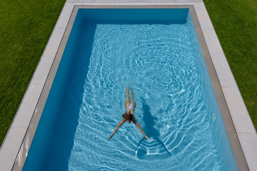 rimettersi in forma in piscina