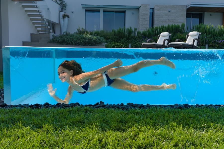 giochi in piscina per bambini