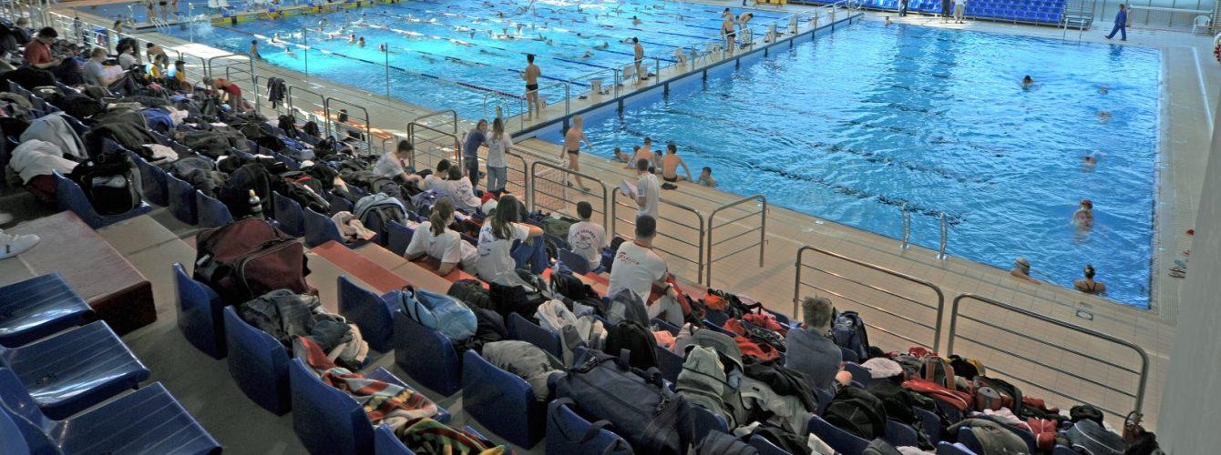 piscina da competizione