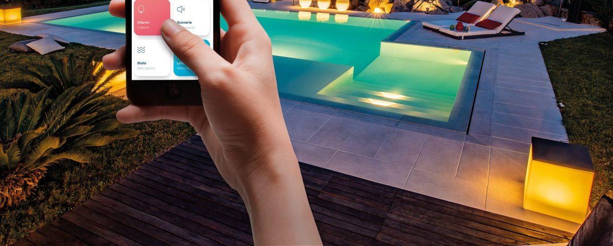 app gestione piscina Artemis