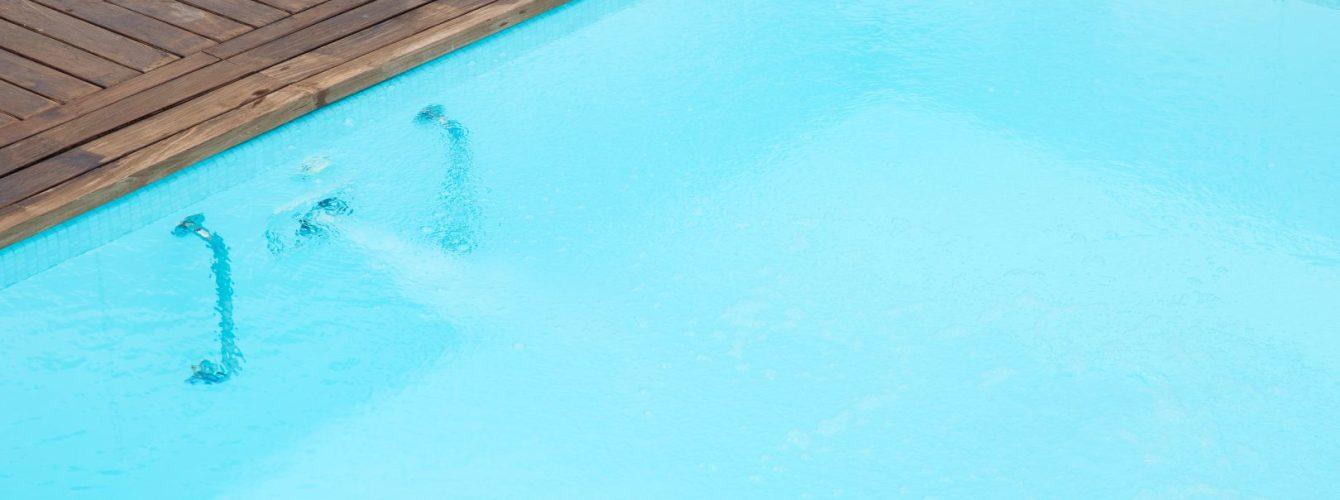 sistema per nuoto controcorrente