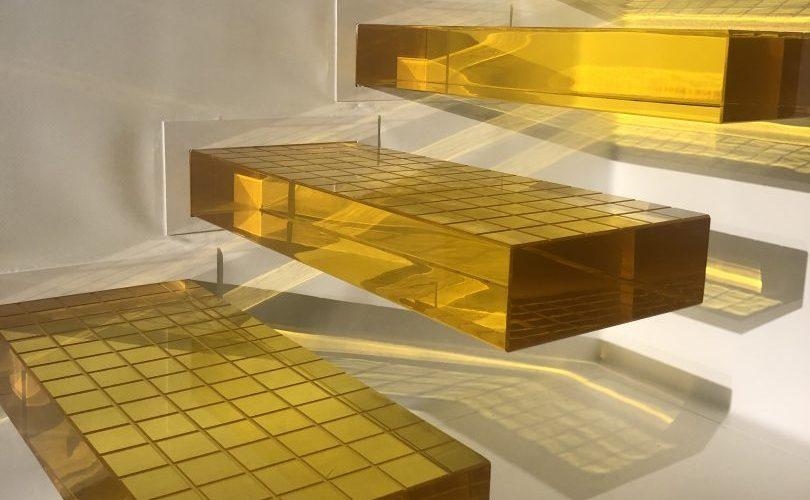scalini per piscina in metacrilato crystal piscine castiglione