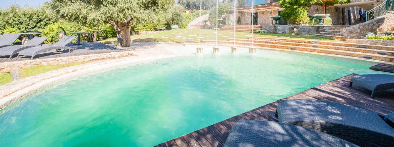 Piscina di lusso Ansedonia | Piscine Castiglione